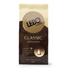 Кофе молотый для турки Lebo Classic, 100 г