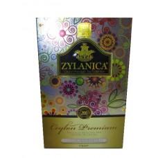 Чай зеленый листовой Zylanica Ceylon Premium Collection FBOP, 200 г