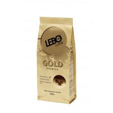 Кофе в зернах Lebo Gold, 250 г
