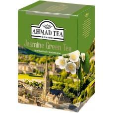 Чай зеленый листовой Ахмад с жасмином, 200 г