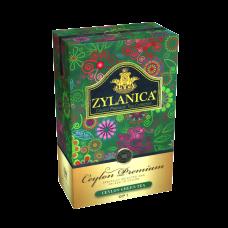 Чай зеленый листовой Zylanica Ceylon Premium Collection, 100 г
