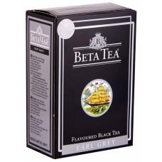 Чай черный листовой Beta Tea Бергамот, 100 г