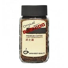 Кофе растворимый Bushido Ориджинал, банка, 100 г