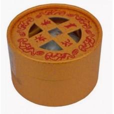 Чай черный прессованный Чю Хуа Пу-Эрх (туба), выдержка 10 лет, 100 г