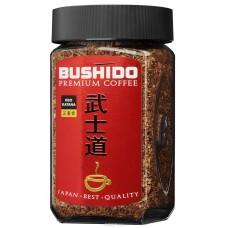 Кофе растворимый Bushido Рэд Катана, банка, 100 г