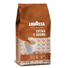 Кофе в зернах Lavazza Crema е Aroma (Лавацца Крема е Арома), 1 кг