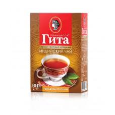 Чай черный листовой Принцесса Гита Традиционный, 100 г