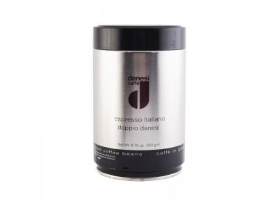 Кофе в зернах Danesi Doppio (Данези Доппио), 250 г