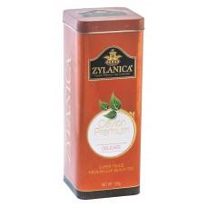 Чай черный листовой Zylanica Batik Design Delicate Super Pekoe, ж/б, 100 г