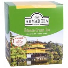Чай зеленый в пакетиках для чашки Ахмад Китайский, 40*1,8 г