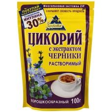 Цикорий Здоровье Черника, 100 г