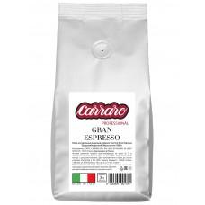 Кофе в зернах Carraro Gran Espresso (Караро Гран Эспрессо), 1 кг