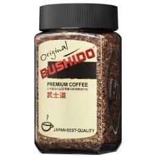 Кофе растворимый Bushido Ориджинал, банка, 50 г