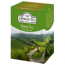 Чай зеленый листовой Ахмад, 100 г