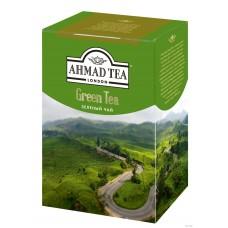 Чай зеленый листовой Ахмад, 200 г