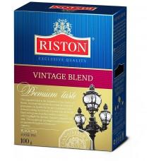 Чай черный листовой Riston Винтэйдж Бленд, 100 г