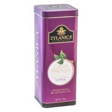 Чай черный листовой Zylanica Batik Design Supreme OPА, ж/б, 100 г