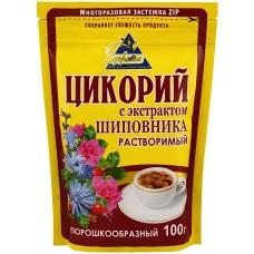 Цикорий Здоровье Шиповник, 100 г