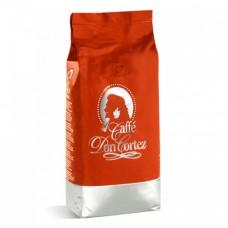 Кофе в зернах Carraro Don Cortez Red (Караро Дон Кортез Рэд), 1 кг