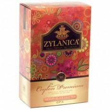 Чай черный листовой Zylanica Ceylon Premium Collection OPA 100,г