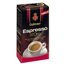 Кофе молотый Dallmayr Espresso D'Oro (Даллмаер Эспрессо Д'оро), 250 г.