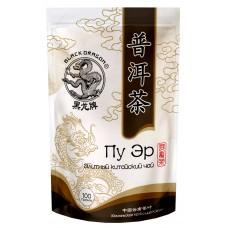 Чай черный листовой Черный дракон Пу Эр, м/у, 100 г