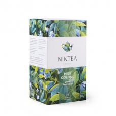 Чай зеленый в пакетиках для чашки Niktea молочный улун 25*2г.