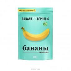 Банан сушеный Banana Republic, 200 г