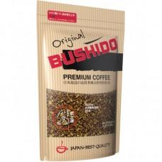 Кофе растворимый Bushido Ориджинал, м/у, 75 г