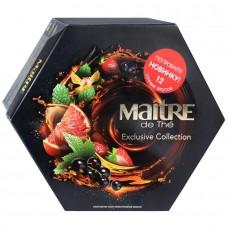 Набор чая ассорти в пакетиках для чашки Maitre Exсlusive Collection 12 вкусов, 60*2 г