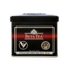 Чай черный листовой Beta Tea Английский завтрак, ж/б, 100 г