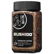 Кофе растворимый Bushido Блэк, банка, 100 г