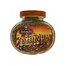 Кофе растворимый Ambassador Platinum, банка, 47,5 г