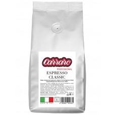Кофе в зернах Carraro Espresso Сlassic (Караро Эспрессо Классик), 1 кг
