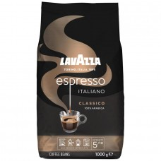 Кофе в зернах Lavazza Espresso (Лавацца Эспрессо), 1 кг
