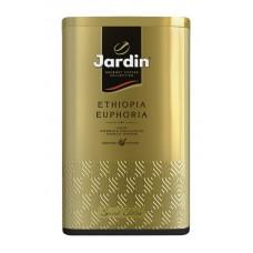 JARDIN Ethiopia Euphoria молотый в жестебанке, 250 г.