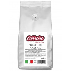 Кофе в зернах Carraro Prestigio Arabica (Караро Престижио Арабика), 1 кг