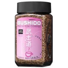Кофе растворимый Bushido Лайт, банка, 100 г