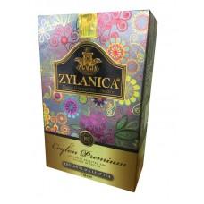 Чай зеленый листовой Zylanica Ceylon Premium Collection FBOP, 100 г