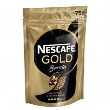 Кофе растворимый Nescafe Gold Barista, м/у, 75 г