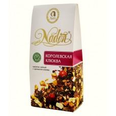 Чай фруктовый листовой Nadin Королевская клюква, 50 г