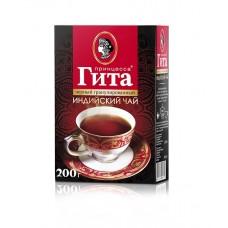 Чай черный Принцесса Гита Медиум, 200 г