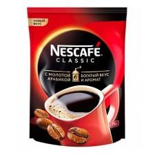 Кофе растворимый Nescafe Classic c молотой арабикой, м/у, 75 г
