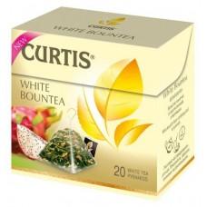 Чай белый в пирамидках Curtis White Bountea, 20*1,7 г