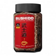 Кофе растворимый Bushido Рэд Катана, банка, 50 г