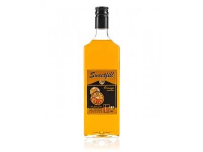 Сироп Sweetfill Апельсин, 500 мл