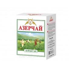 Чай зеленый листовой Азерчай, 100 г